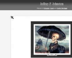 Jeffrey P. Johnston Web Site