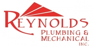 Reynolds Plumbing and Mechanical Logo