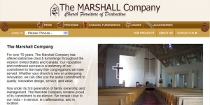The Marshall Company Web Site